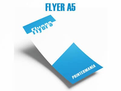 Flyer A5 online