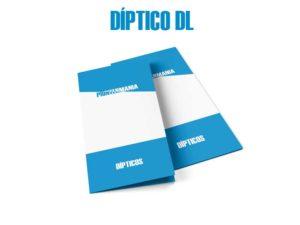diptico DL publicitario