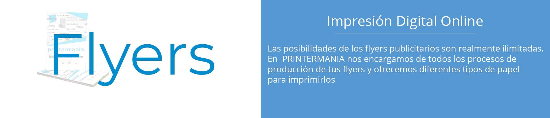 flyer printermania