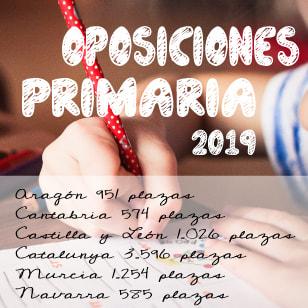 Oposiciones 2019 Galicia: PUBLICADA CONVOCATORIA