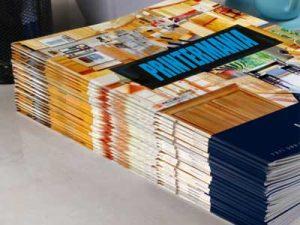 revistas color a5 personalizadas