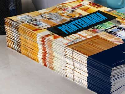 revistas color a5 personalizadas