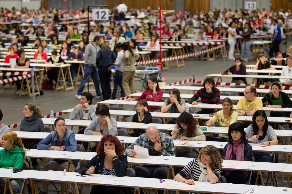 Educación convoca la mayor OPE de los últimos 25 años para profesores de infantil y primaria