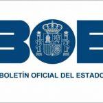 Lista Convocatorias de empleo público difundidas por el BOE (14 de marzo de 2019)