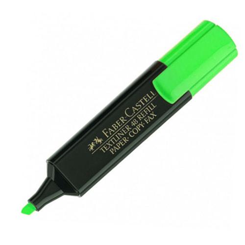 Marcador Faber Castell Verde