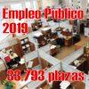 Oferta de Empleo Público del Estado 2019