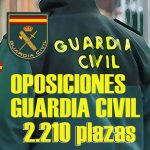 OEP GUARDIA CIVIL 2019