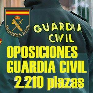 OEP GUARDIA CIVIL 2019
