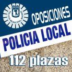 Convocadas 112 plazas de Policía Municipal para el Ayuntamiento de Madrid
