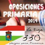 Convocadas 330 plazas del Cuerpo de Maestros de la Comunidad Autónoma de La Rioja 2019