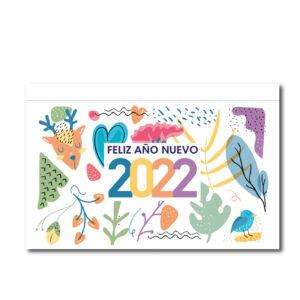 portada calendarios 2022