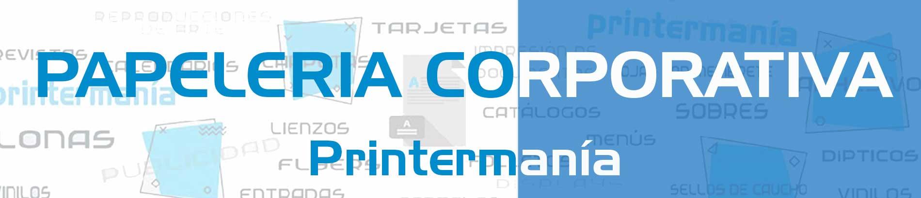 impresión online papelería corporativa