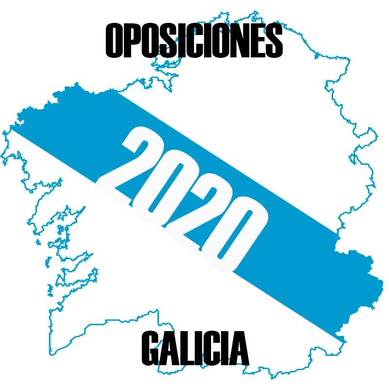 oposiciones galicia 2020