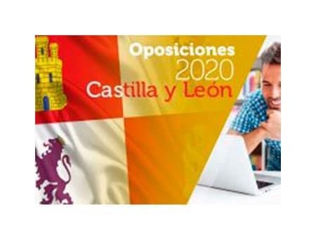 oposiciones castilla y león 2020