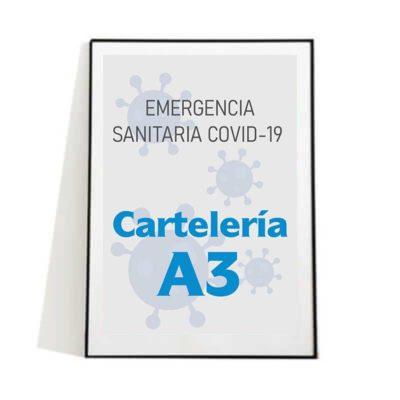 Carteles de seguridad Prediseñados para tu negocio 30×42 cm