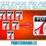 Los 7 Mejores Programas para juntar PDF Gratis y Online