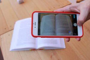 Cómo escanear un documento con el móvil