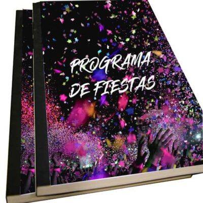 Imprimir libros fiestas encolado