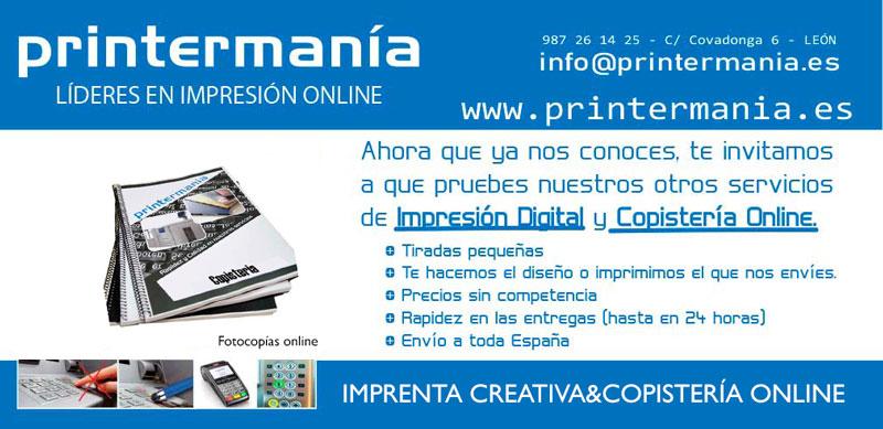 imprime tus copias al mejor precio online